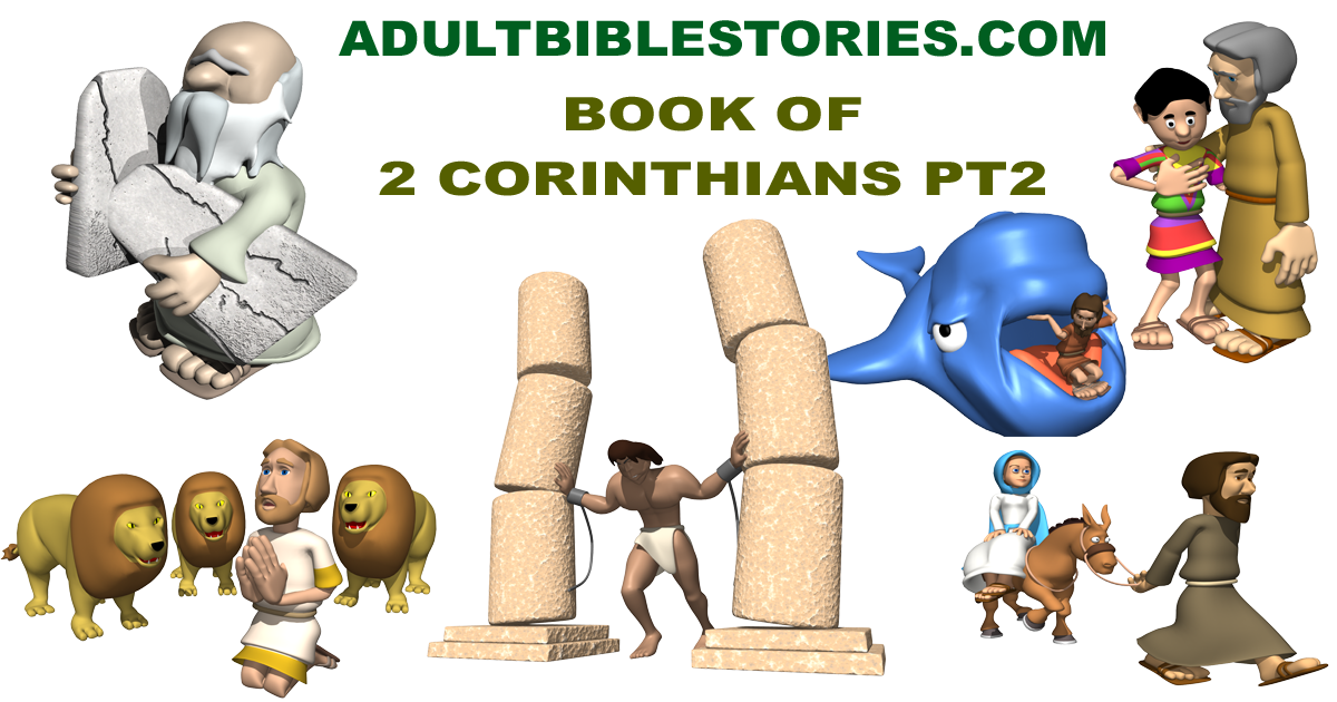 Book of 2 Corinthains PT2